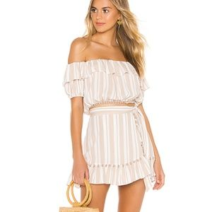 Lovers + Friends Alicia Top NWT